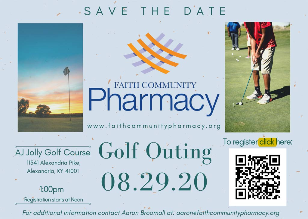 FCP Golf Outing Save The Date